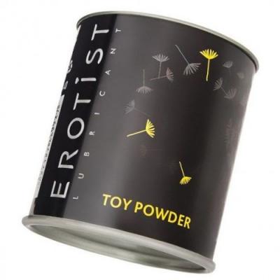 Пудра для игрушек Erotist Lubricants Toy Powder 50 гр