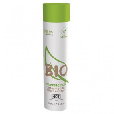 Массажное масло Bio Massage oil с миндалем 100 мл