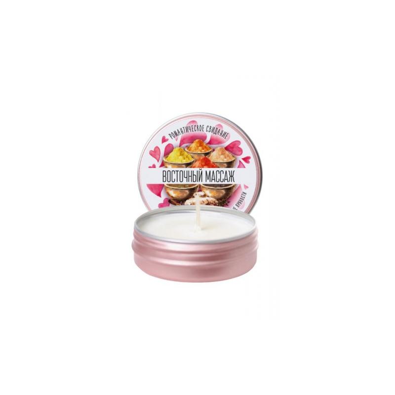 Массажная свеча Yovee By Toyfa Восточный массаж с ароматом восточных пряностей, 30 мл