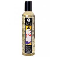 Возбуждающее массажное масло Shunga Amour с ароматом лотоса 250 мл