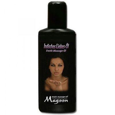 Масло массажное возбуждающее Magoon Indian Love 100 мл