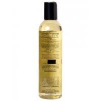 Возбуждающее съедобное массажное масло Shunga Organica Natural без аромата и вкуса 250 мл