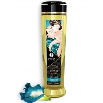 Массажное масло Shunga Erotic Sensual Island Blossom 240 мл