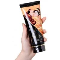 Съедобный массажный крем Shunga Almond Sweetness со вкусом миндаля 200 мл