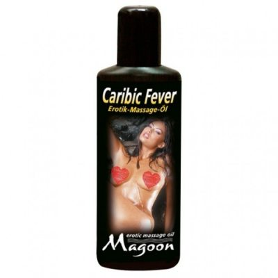 Массажное масло Magoon Caribic Fever 100 мл