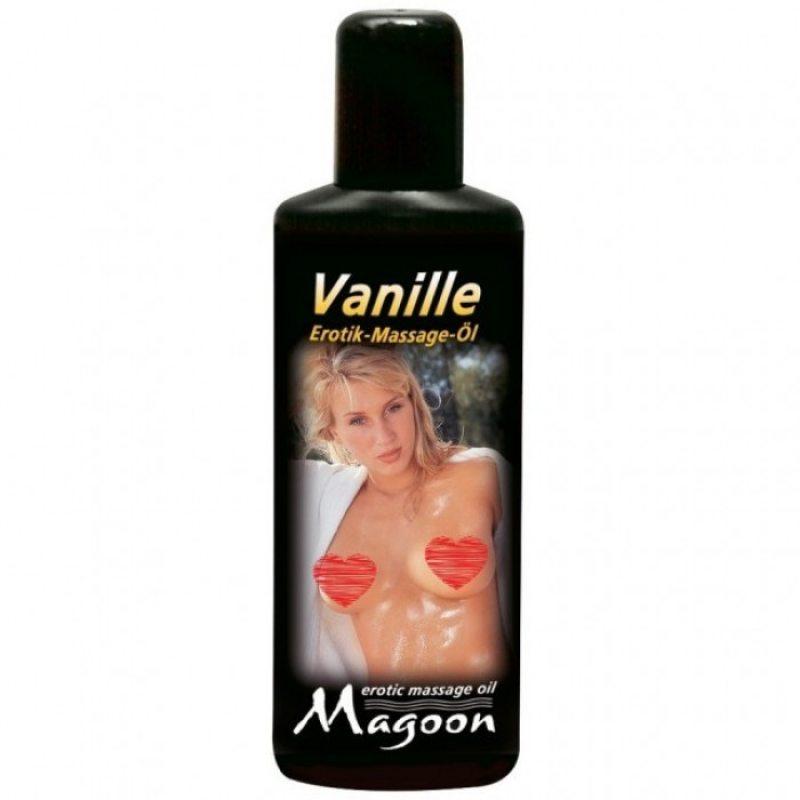 Масло массажное Magoon Vanille 100 мл