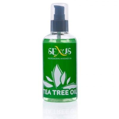 Массажное масло с ароматом чайного дерева Tea Triee Oil 200 мл