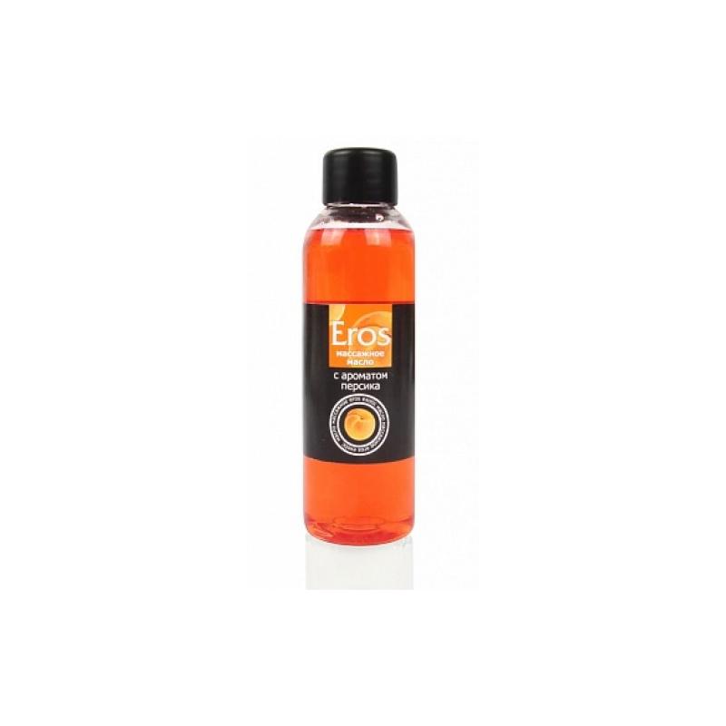 Массажное масло с ароматом персика Eros Exotic 75 мл
