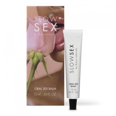 Бальзам для орального секса Oral Sex Balm Slow Sex Bijoux Indiscrets, 10 мл