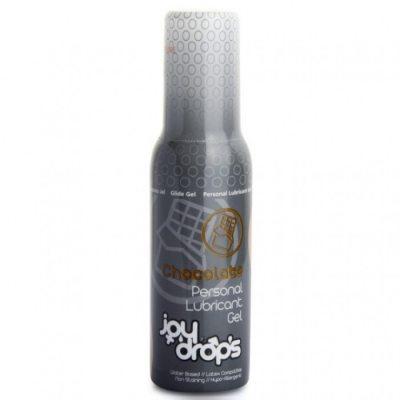 Смазка JoyDrops со вкусом шоколада (на водной основе) 100 мл