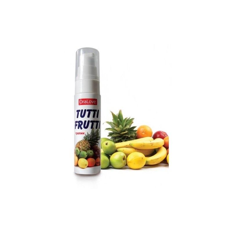 Оральный гель Tutti-frutti тропик 30 гр