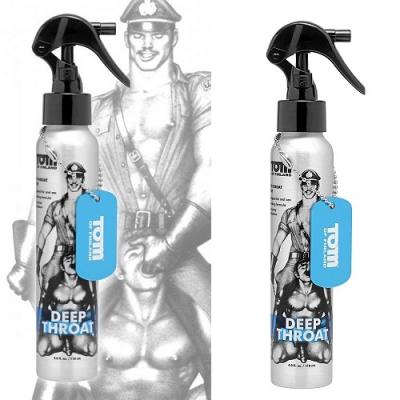 Спрей для глубокого минета Tom of Finland Deep Throat Spray 118 мл