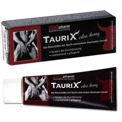 Пролонгирующий крем с экстрактом яиц быка Taurix Extra Strong 40 мл