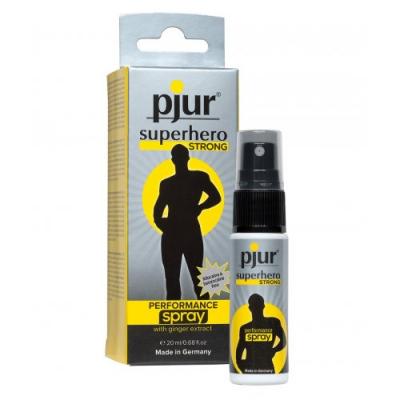 Пролонгирующий спрей Pjur Superhero Strong Spray 20 мл