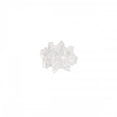 Тянущееся прозрачное кольцо для эрекции Toyfa