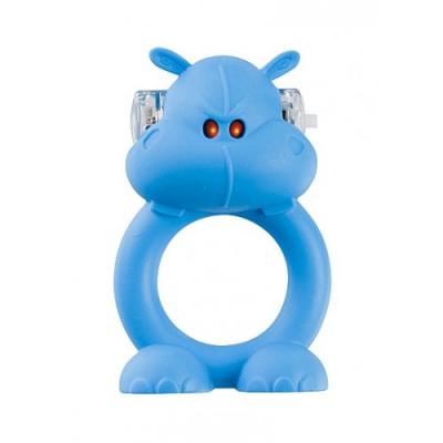 Виброкольцо Happy Hippo