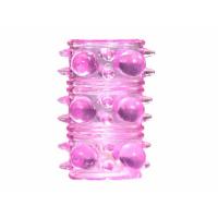 Насадка на пенис Rings Armour розовая