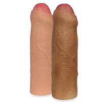 Удлиняющая насадка увеличивает длину на 4 см цвет мулат