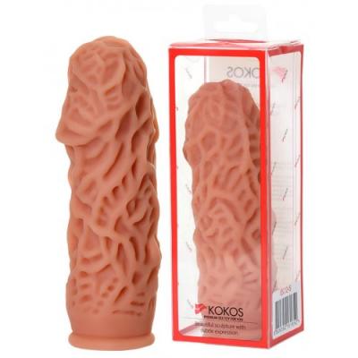 Увеличивающая насадка Kokos Extreme Sleeve 12, размер S