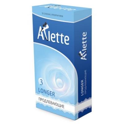 Презервативы Arlette №12 Longer Продлевающие