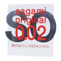 Полиуретановые презервативы Sagami Original 0,02 1 шт купить Минск РБ