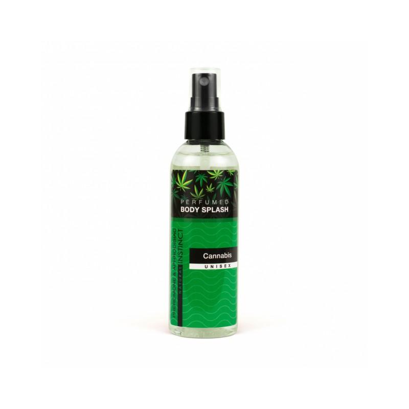 Парфюмированная вода для тела Body Splash Cannabis 100ml