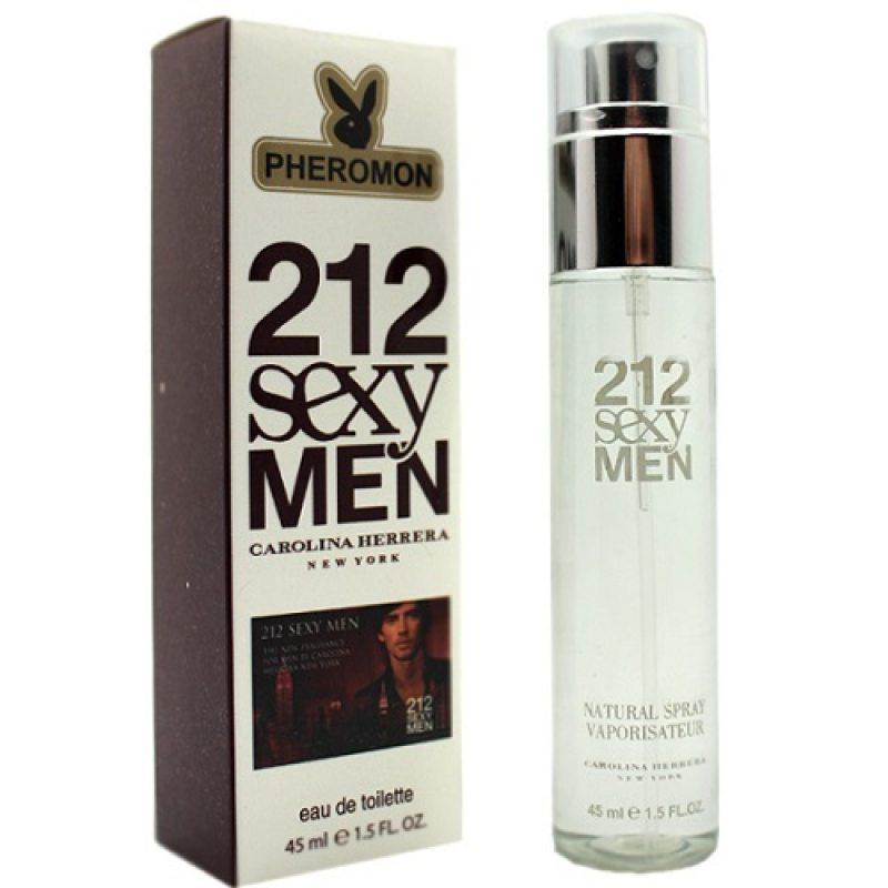 Духи с феромонами 212 Sexy men 45 мл