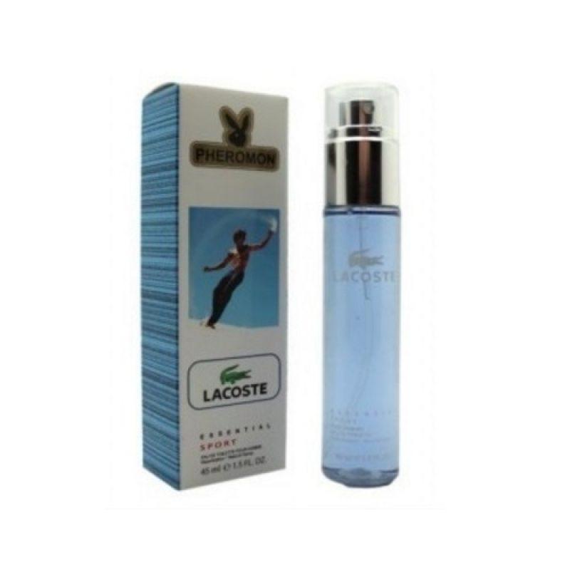 Духи с феромонами Lacoste Essential Sport мужские 45 мл
