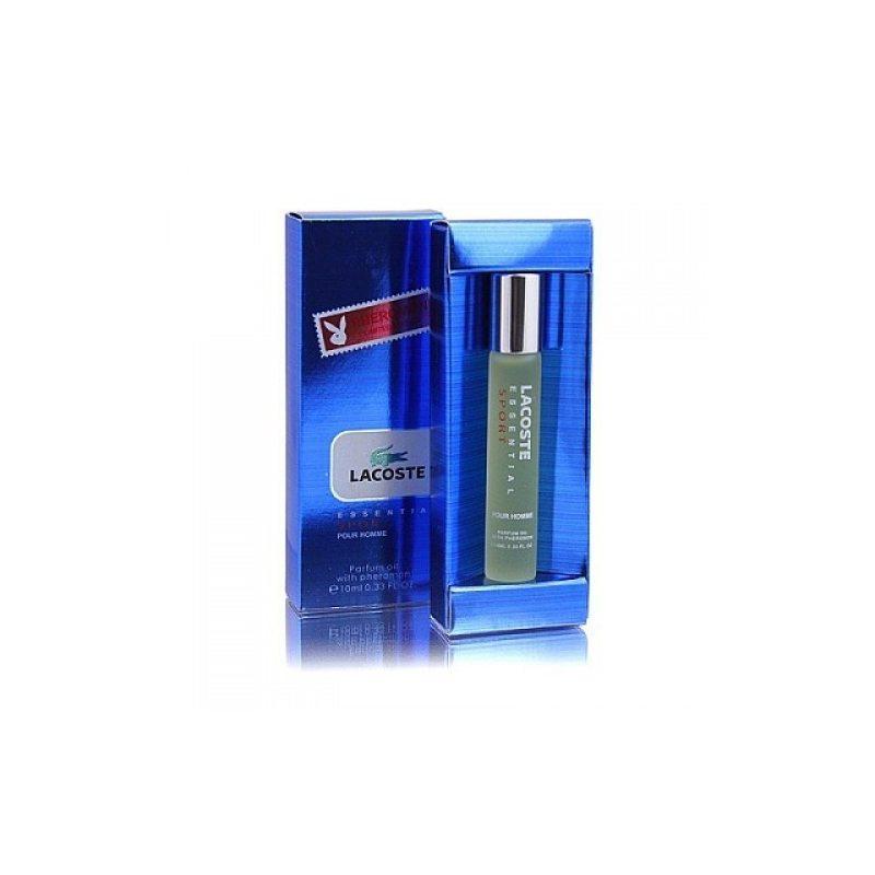 Духи с феромонами (масляные) Lacoste Essential Sport мужские 10 мл
