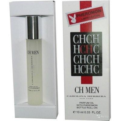 Мужские духи масляные с феромонами Ch Men 10 мл