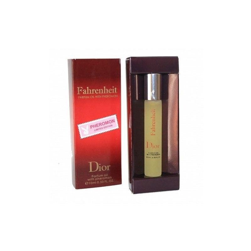 Духи с феромонами (масляные) Dior Fahrenheit 10мл