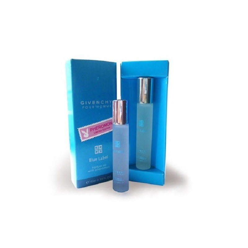 Духи с феромонами Givenchy Blue Label мужские 10 мл