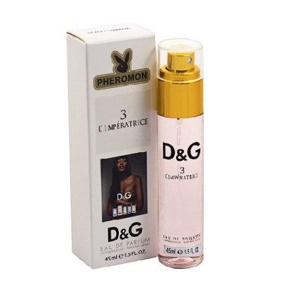 Духи с феромонами Dolce&Gabbana 3 L'Imperatrice женские 45 мл