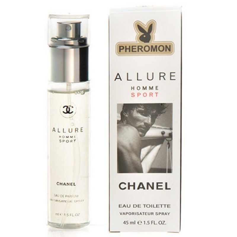 Мужские духи с феромонами Chanel Allure Home Sport 45 мл
