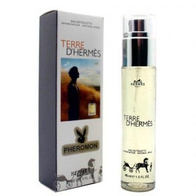 Мужские духи с феромонами Terre d`Hermes 45 мл