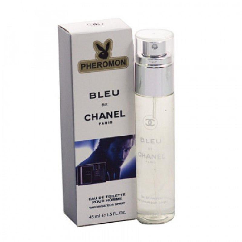 Мужские духи с феромонами Chanel Bleu De Chanel 45 мл