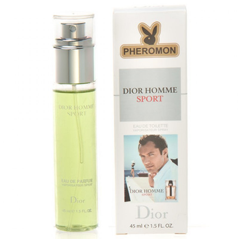 Духи с феромонами Dior Homme Sport мужские 45 мл