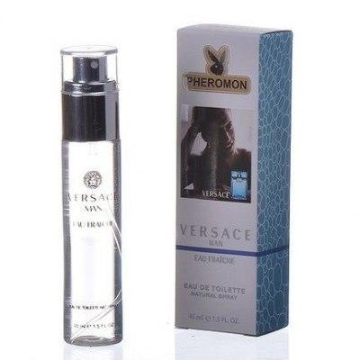 Мужские духи с феромонами Versace Eros for men 45 мл