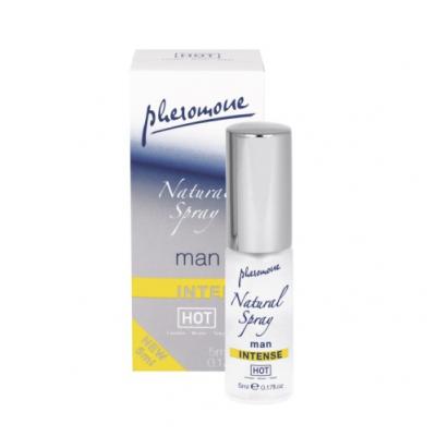 Духи для мужчин с феромонами Natural Spray Intense 10 мл
