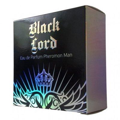 Парфюмерная вода с феромонами Natural Instinct Black Lord 100 мл