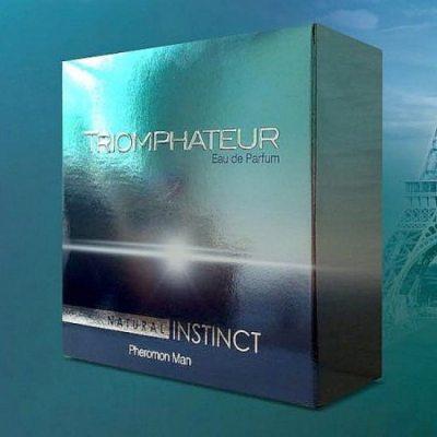 Парфюмерная вода с феромонами Natural Instinct TriomphaTeur 100 мл