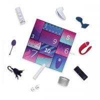 Набор We-Vibe Discover Gift Box, 10 предметов