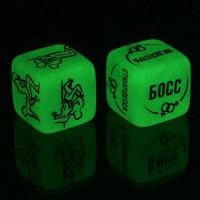 Кубик неоновый Я тебя хочу