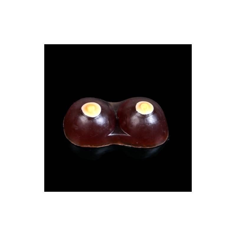 Мыло шоколадная грудь 85 грамм