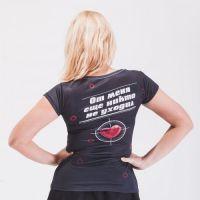 Футболка женская Агент Sex размер S