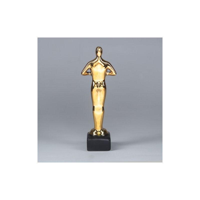 Статуэтка Оскар-самец 16 см