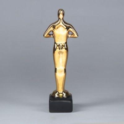 Статуэтка Оскар-самец 25 см
