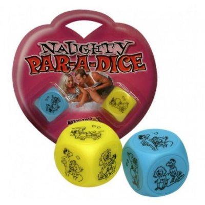 Кубики игральные Рай