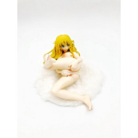 Аниме фигурка-статуэтка мастурбирующая девушка