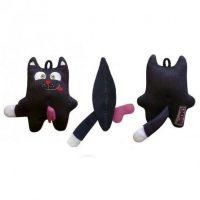 Брелок Черный кот
